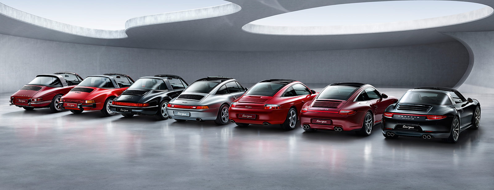 De Nieuwe Porsche 911 Targa 4 Carhotspot Autonieuws